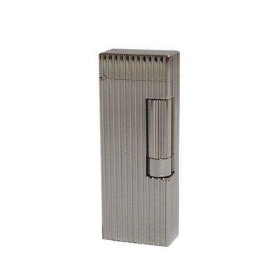 [ダンヒル]dunhill ラインパラディウムプレート ローラガス ライター シルバー SILVER RLM1304 [並行輸入品]