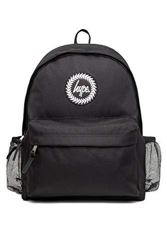 Hype Black Bottle Backpack