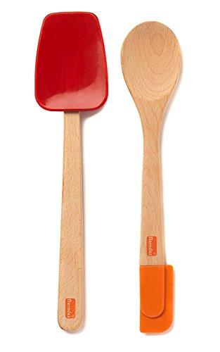 Berndes Tête en silicone ustensiles spatule/cuillère
