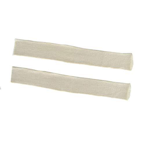 Treasure Gurus 2pc Premium Rolling Pin Cover Set Pastry Baking Roller Cloth Non Stick Kitchen Tool Accessory