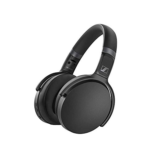 Sennheiser - HD 4.50 Wireless Noise Cancelling Over-The-Ear Headphones