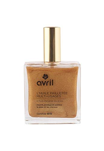 Avril Organic Shimmering Oil Multi-Purpose, 100 ml
