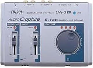 Roland USBオーディオインターフェイス UA-3D