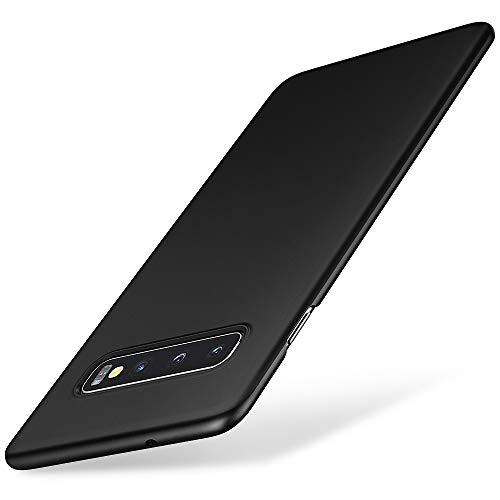 EIISSION Cover Samsung Galaxy S10 Cover Protettiva Opaca Custodia Samsung Galaxy S10 Cover per Samsung Galaxy S10 - Nero