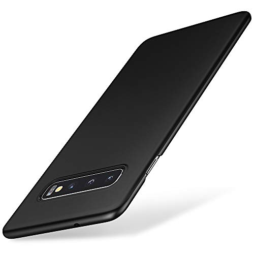 EIISSION Cover Samsung Galaxy S10 Cover Protettiva Opaca Custodia Samsung Galaxy S10 Cover per Samsung Galaxy S10 - Nero