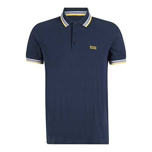 BOSS Paddy 10212415 01 Polo, Dark Blue401, XXL Homme