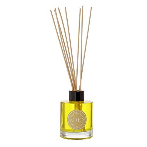 Eden Difusor de fragancia de vainilla, aroma a vainilla, 120 ml