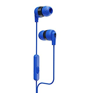 Skullcandy Ink'd+ Earbuds with Microphone, Cobalt Blue (S2IMY-M686) (B07QZPD3LY)   Amazon price tracker / tracking, Amazon price history charts, Amazon price watches, Amazon price drop alerts