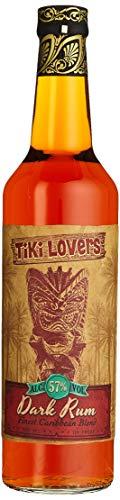 Tiki Lovers Dark Rum (1 x 0.7 l)