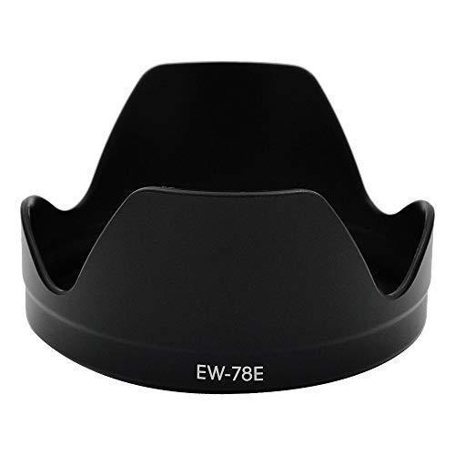 MENGS EW-78E Gegenlichtblenden für Canon EF-S 15-85mm f/3.5-5.6 is USM