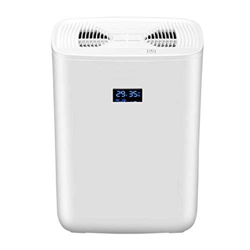 SZHWLKJ Deshumidificador de hogares, deshumidificación electrónica, deshumidificación de una tecla, purificación y esterilización, Apagado automático, purificador de Aire