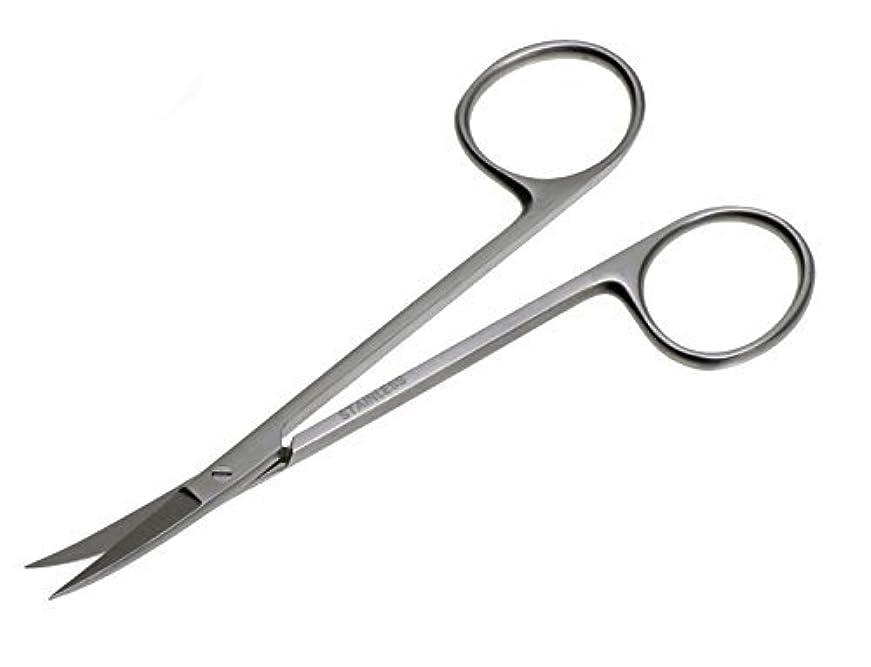 胆嚢重要なスラムエコノミー眼科剪刀反 115MM(E340-477)