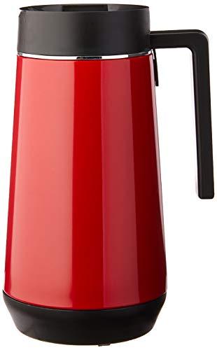 Bule Térmico em Aço Inox Tramontina Exata Vermelho 500ml