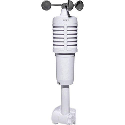 TFA Dostmann 30.3222.02 Kombi-Sensor Thermo-/Hygro/Wind Funk 433MHz