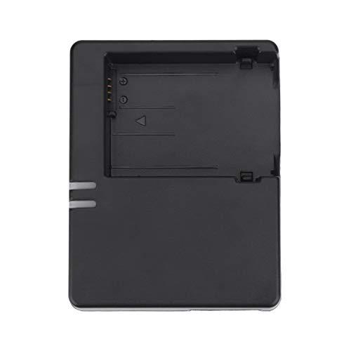 Socobeta Accesorio para cámara, Cargador de batería para cámara ABS para 700D para 650D para 600D para 550D(Normativas Europeas)