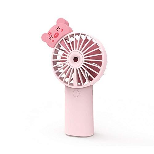 Ventilatore di umidificazione a spruzzo per mini ventilatore a carica USB