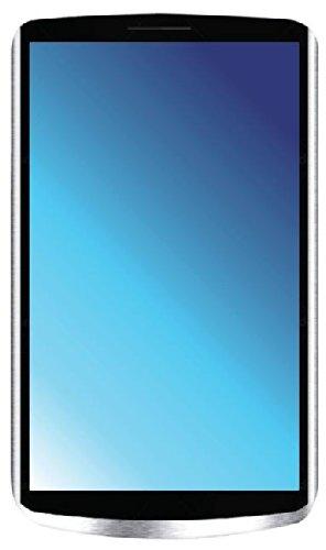 Aiino Pellicola Adesiva Protettiva Schermo Display Accessorio Universale per Smartphone Cellulare Fino A 5,3'' - Ultra Clear, Trasparente