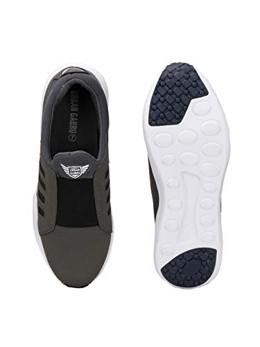 Product Image 1: urbangabru Men's Grey Casual Shoes, Sneakers Without Laces