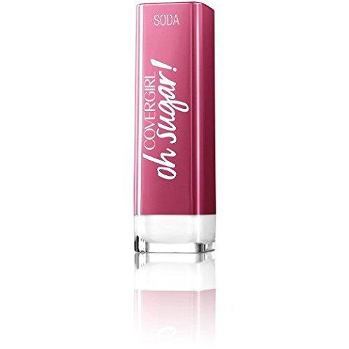 Covergirl Oh Sugar Vitamin Infused Lip Balm, #7 Soda by COVERGIRL