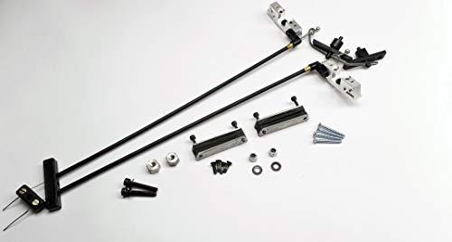 T2M FG Sportsline 1:5 4WD 530 Bremsanlage Seilzug mit Bremsbelägen FSL®
