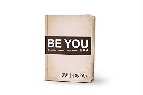 BE YOU. Diario Agenda Scuola Harry Potter Datato 2019/20 12 Mesi 13x18cm+Penna Colorata