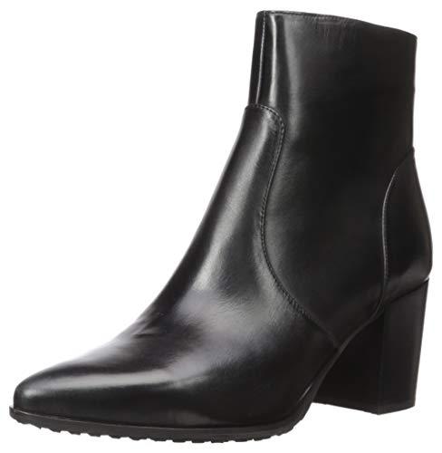 Blondo Women's Tania Waterproof Fashion Boot, Black Leather, 8 M US
