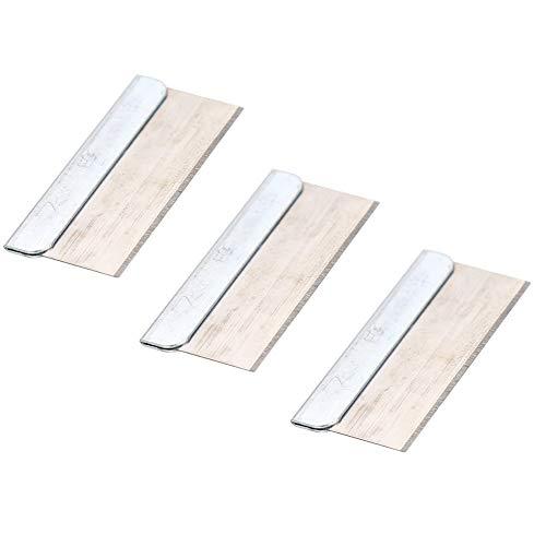 10 Stück einseitige Sicherheits-Metall-Rasierklingen für LCD-OCA-Kleber Rückstände Entferner Aufkleber Reinigung Handy Reparatur Werkzeug