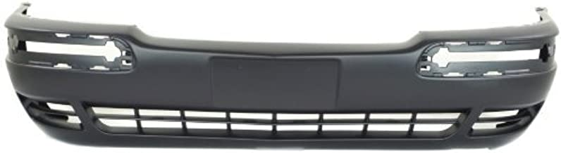 Front Bumper Cover Compatible with 2001-2003 Chevrolet Venture Primed with Custom Bumper with Warner Brothers Edition