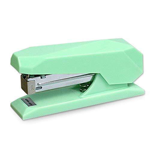 Bageek Office Stapler Metal Desktop Stapler Student Stapler School Stapler Business Stapler Desk Stapler Supply Spring Powered Stapler Mini Stapler
