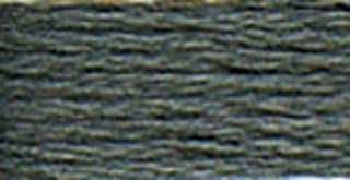 DMC Bulk Buy Thread 6-Strand Embroidery Cotton 8.7 Yards Dark Pewter Grey 117-413 (12-Pack)