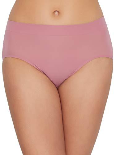 Wacoal Women's Skinsense Hi Cut Brief Panty, mesa Rose, Small