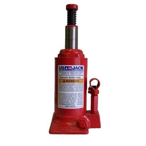 US JACK D-51124 8 Ton Bottle Jack Made in USA