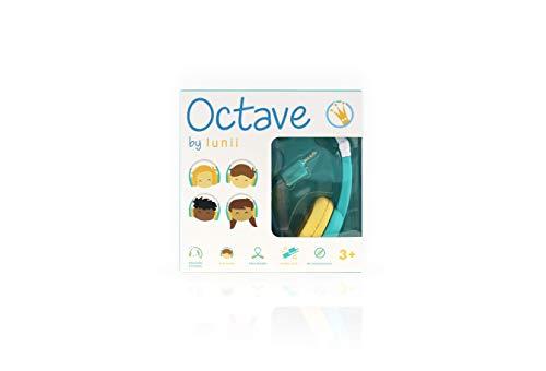 LUNII - Casque audio Octave - Compatible avec Ma Fabrique à Histoires - Pour les enfants de 3 à 8 ans