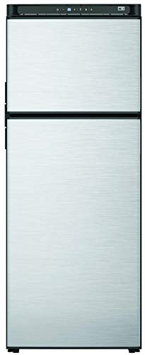 Norcold N10DCSSR Polar-Series 10 cu.ft. DC Compressor RV Refrigerator with Stainless Steel Doors - Right-Handed
