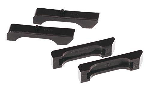 Prothane 7-1711-BL Black Urethane GM Style Small Block Engined Radiator Isolators