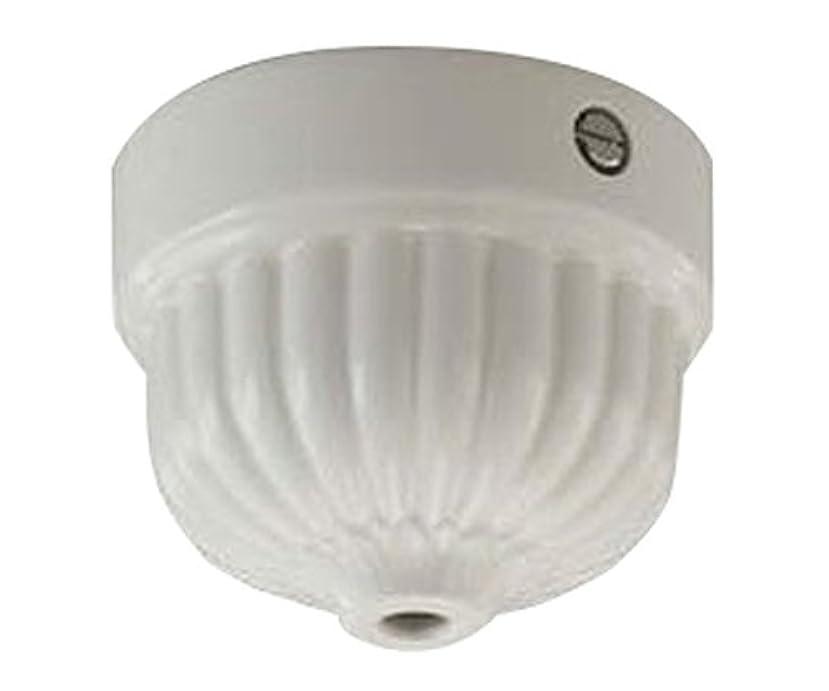 アマゾンジャングル運動高いコイズミ照明 ペンダントライト 陶器ペンダント 専用レトロフランジ白色 AEE690068