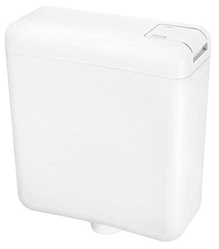 Cornat Faro, Cassetta di risciacquo per WC, 6/9 litri, con funzione Start/Stop, SPK1000