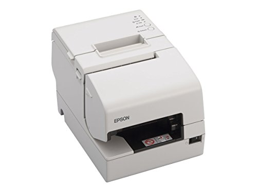 epson 3d printers Epson C31CB25014 TM-H6000IV Multifunction Printer, 9 Pin, Without MICR, Without Endorsement and Drop in Validation, Serial and USB Interfaces, Cool White