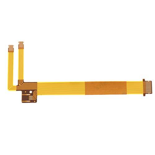 FLAMEER 62 mm Flexkabelband Flexkabel Flachband Objektivkabel für Nikon J1 VR 10-30mm Objektiv Reparatur