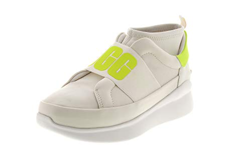 UGG - Neutra Sneaker 1110084 - Coconut Milk neon Yellow, Größe:41 EU