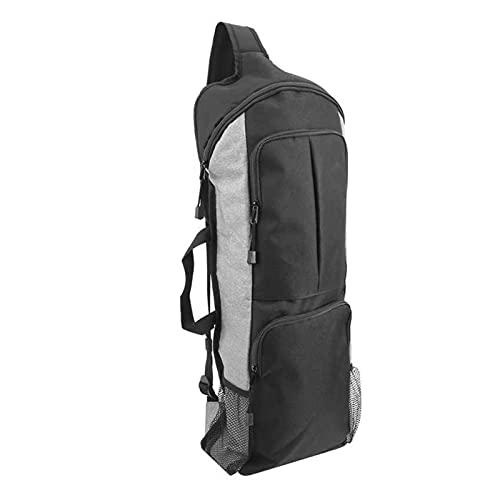 SZBLYY Bolsa de Yoga Multifunción Yoga Mat Bag Gym Mochila Motion de Gran Capacidad Motion Bolsa de Yoga Viaje Mochila de Equipaje 28x11x68cm