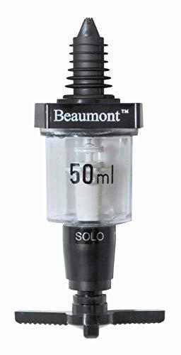 Beaumont 3104 50ml Classical Solo Spirit Measure Op