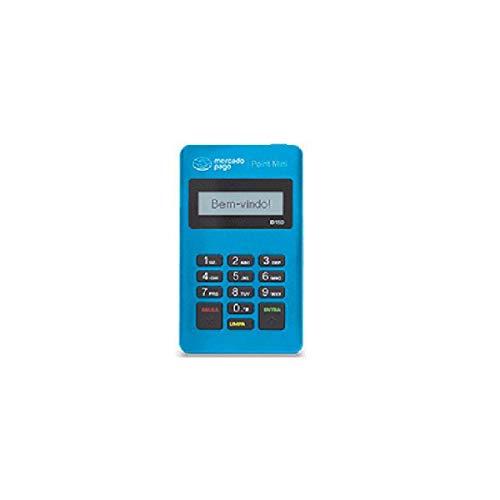 Maquininha Point Mini Bluetooth D150 Azul