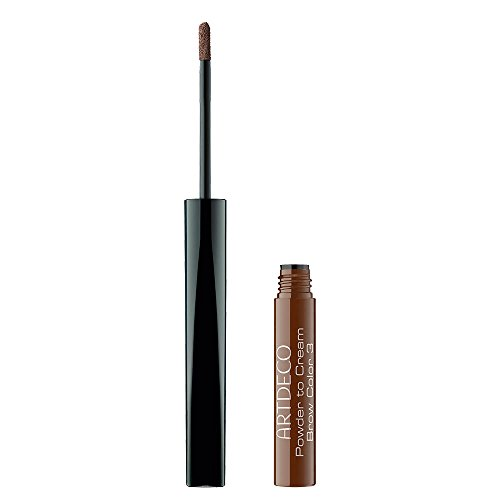 ARTDECO Powder To Cream Brow Color, Cremiges Brauenpuder, Nr. 3, brunette