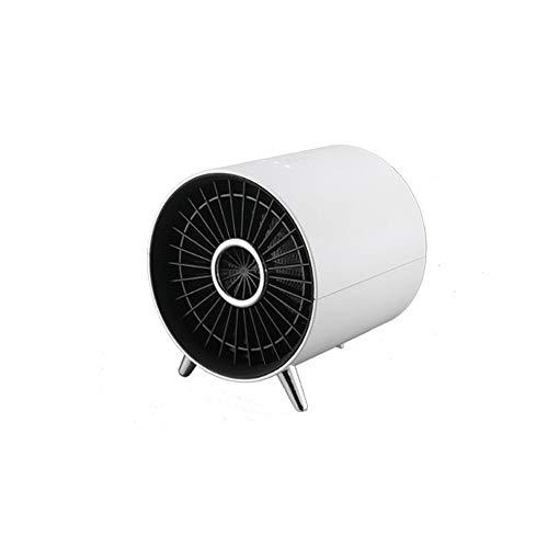AUED Mini Calentador, portátil silencioso Calentador Calentador eléctrico Calentador de Ventilador de...