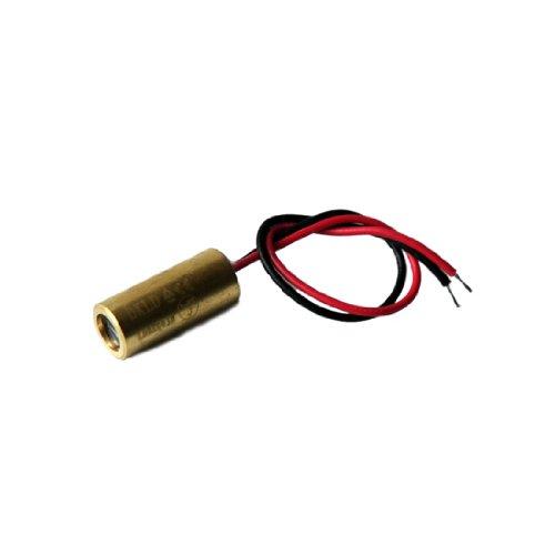 LASERFUCHS Linienlaser Strichlaser rot 650nm 5mW 90° 3-12VDC - 70104011