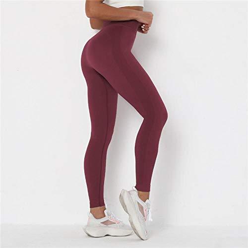 Leggings Leggings Elásticos para Ejercicios De Yoga Leggings Deportivos Sin Costuras Pantalones Deportivos para Ejercicios De Gimnasio Pantalones Deportivos De Entrenamie