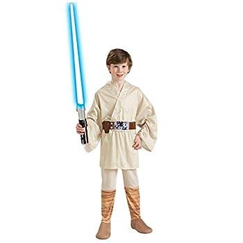 Rubies Star Wars Luke Skywalker Child Costume Small