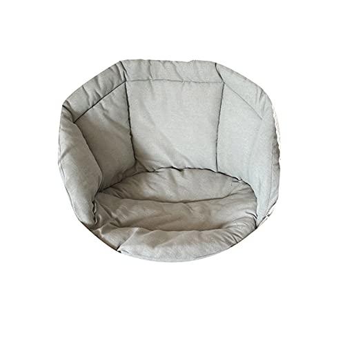 Bomoya Cojín colgante para silla de hamaca, cojín suave para colgar en la silla, cómodo sillón reclinable para el hogar, sala de estar, oficina