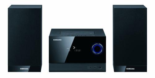 Samsung MM-G 25 Kompaktanlage (CD-/MP3-Player, 120 Watt , CD ripping, USB 2.0)